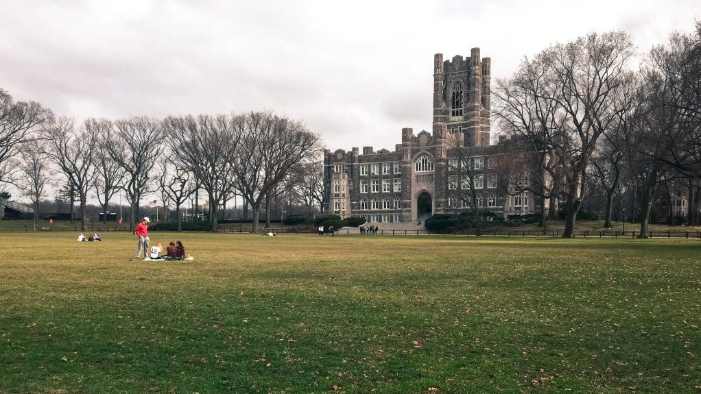 Fordham's Rose Hill Campus